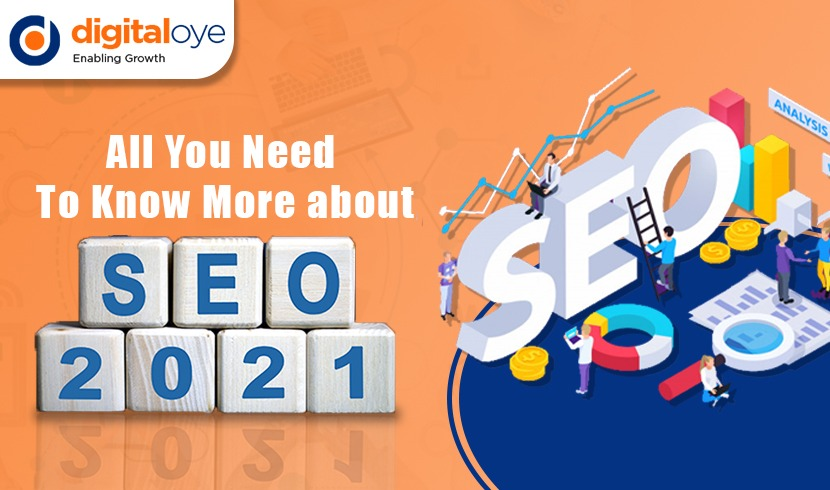 More About SEO 2021