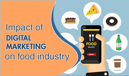 How To Use Digital Marketing Effectively in the Food Industry