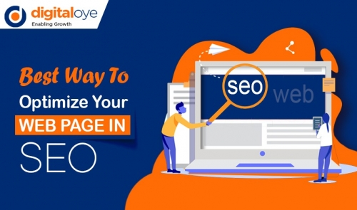 Best Way To Optimize Your Web Page in SEO