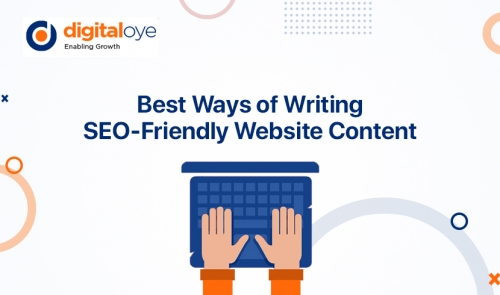 Best Ways of Writing SEO-Friendly Website Content