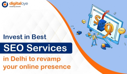Invest in Best SEO Services in Delhi To Revamp Your Online Presence