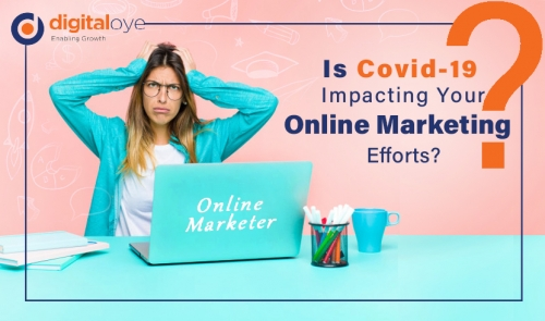 Is Covid-19 Impacting Your Online Marketing Efforts?
